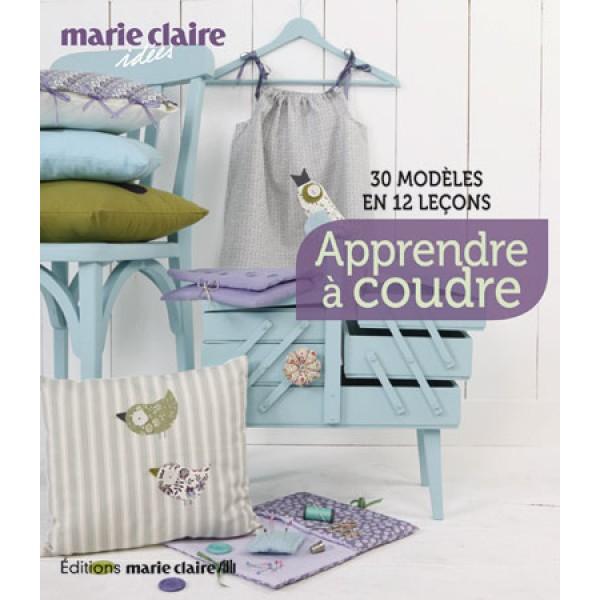 livres apprendre coudre marie claire les cousettes. Black Bedroom Furniture Sets. Home Design Ideas