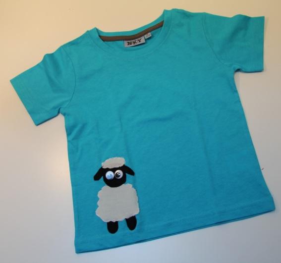 tee-shirt mouton