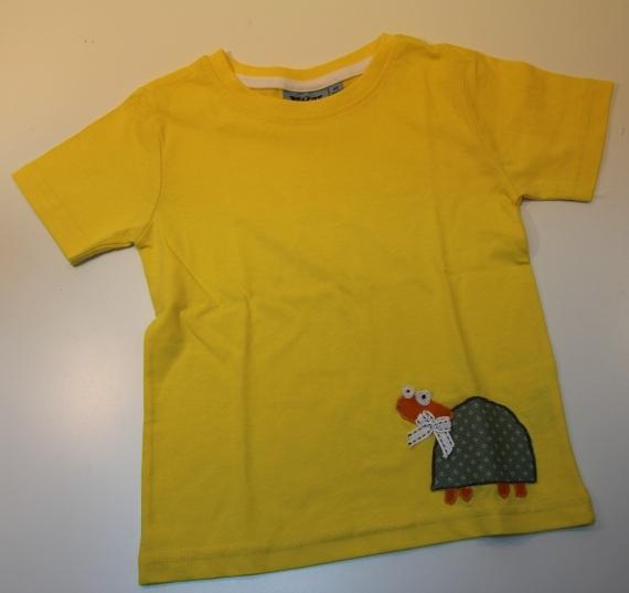 tee-shirt tortue