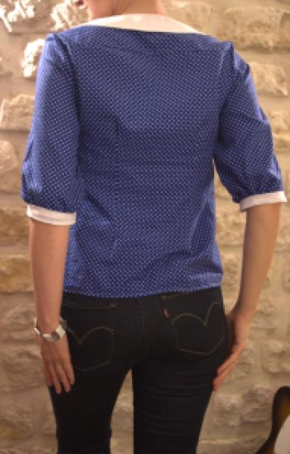 blouse airelle