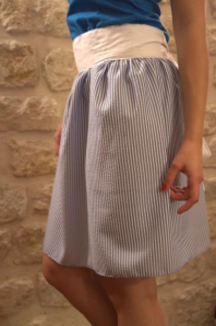 jupe tablier