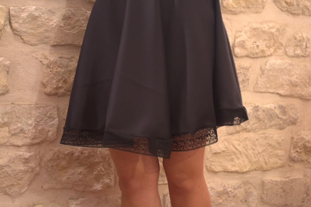 Comment allonger une jupe trop courte ?
