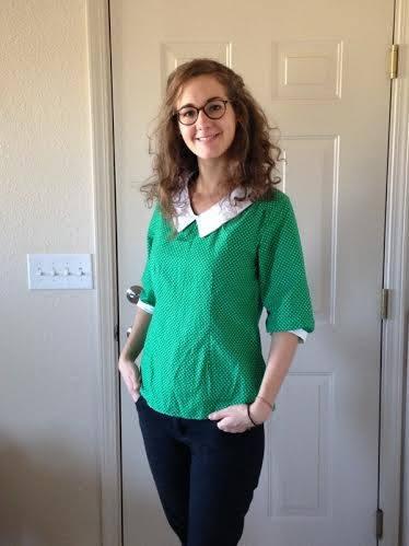 blouse airelle - pauline