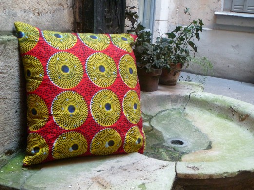 Coussin wax