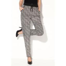 pantalon-imprime-femme